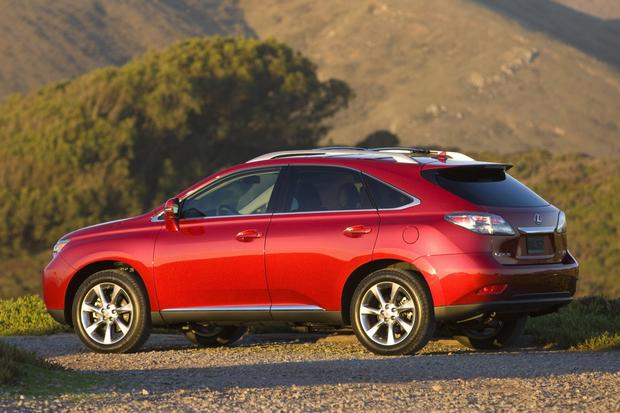 2010 Lexus RX: Used Car Review featured image large thumb1