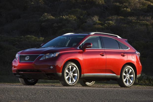 2010 Lexus RX: Used Car Review featured image large thumb3