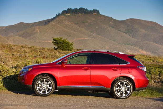 2011 Lexus RX 350: Used Car Review Featured Image Large Thumb1