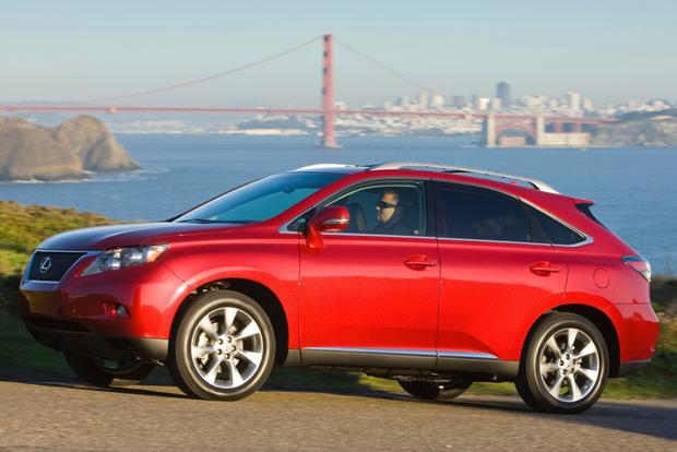 2012 Lexus RX 350: Used Car Review featured image large thumb0