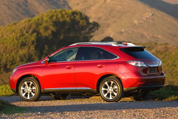 2012 Lexus RX 350: Used Car Review featured image large thumb1
