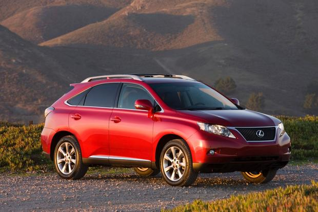 2012 Lexus RX 350: Used Car Review featured image large thumb2