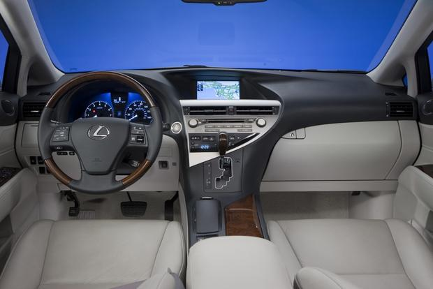 2012 Lexus RX 350: Used Car Review featured image large thumb3