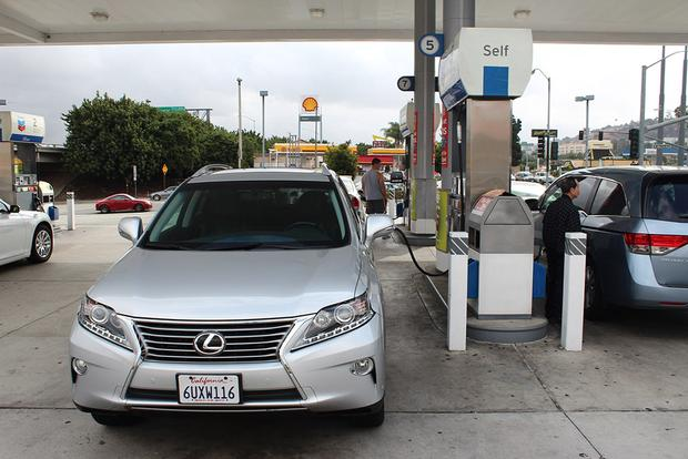 CPO 2013 Lexus RX 350: Fuel Economy Report featured image large thumb0