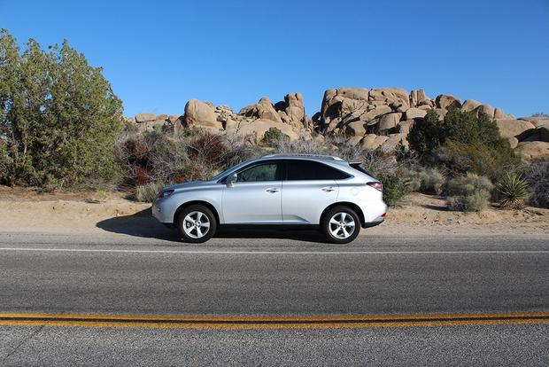 CPO 2013 Lexus RX 350: Fuel Economy Report featured image large thumb2