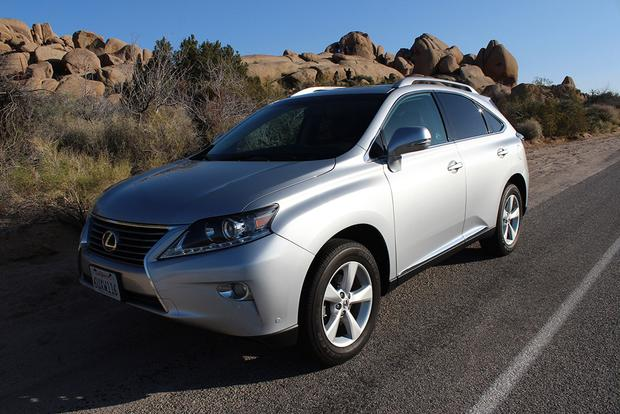 CPO 2013 Lexus RX 350: Fuel Economy Report featured image large thumb3