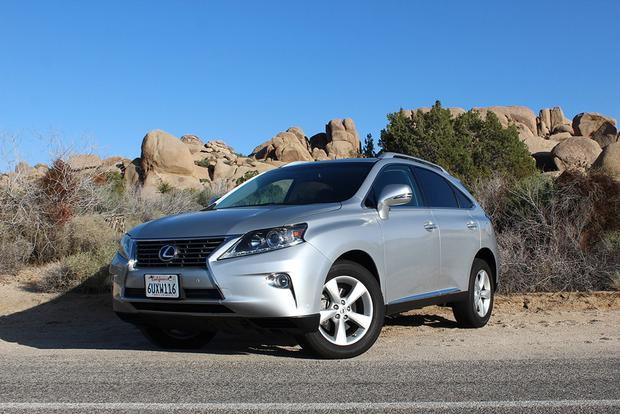 CPO 2013 Lexus RX 350: Fuel Economy Report featured image large thumb4