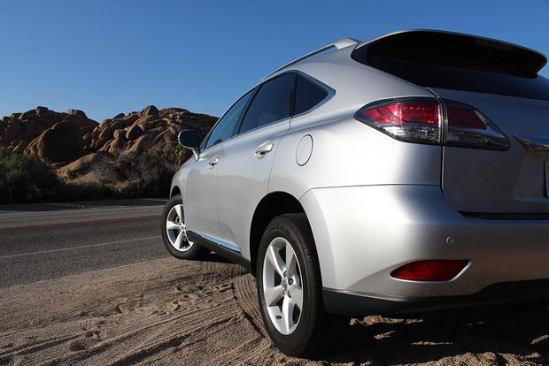 CPO 2013 Lexus RX 350: Fuel Economy Report featured image large thumb6