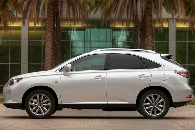 2013 Lexus RX: New Car Review featured image large thumb0
