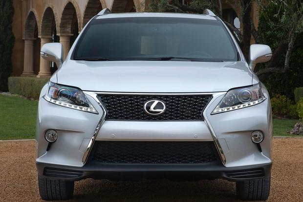 2013 Lexus RX: New Car Review featured image large thumb1