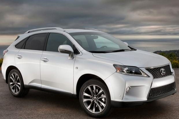 2013 Lexus RX: New Car Review featured image large thumb3
