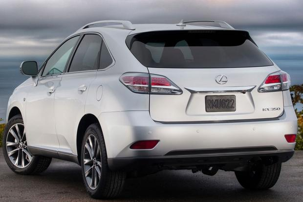 2013 Lexus RX: New Car Review featured image large thumb4