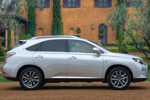 2013 Lexus RX 350: Used Car Review Featured Image Large Thumb0