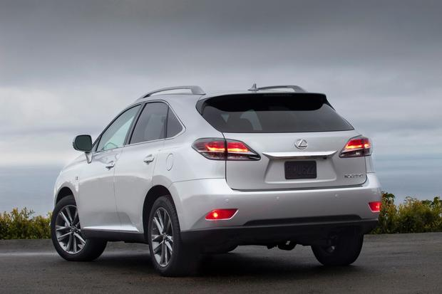 2013 Lexus RX 350: Used Car Review featured image large thumb2