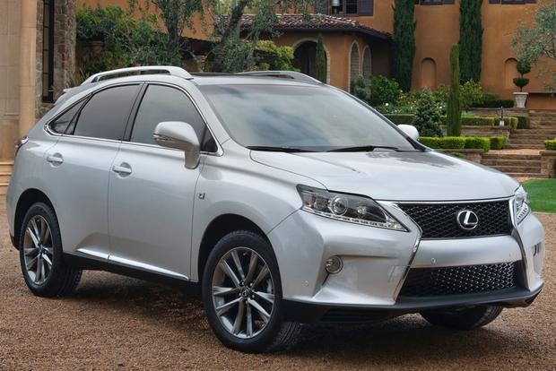 2013 Lexus RX 350: Used Car Review - Autotrader