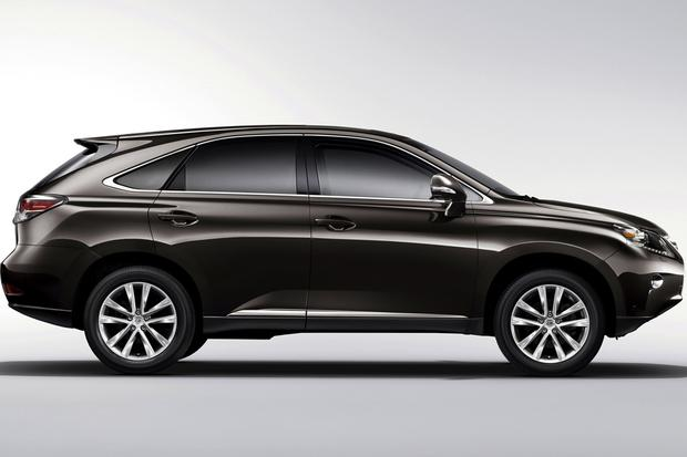 2013 Lexus RX: New Car Review featured image large thumb5