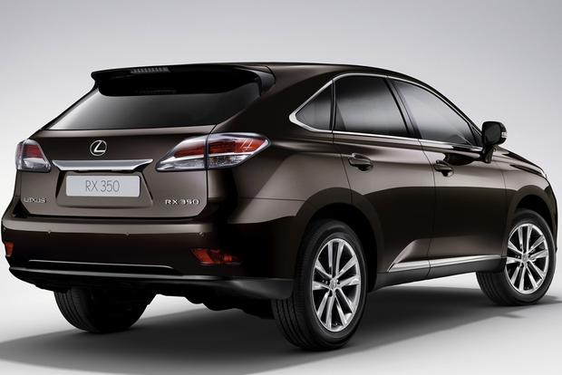 2013 Lexus RX: New Car Review featured image large thumb6