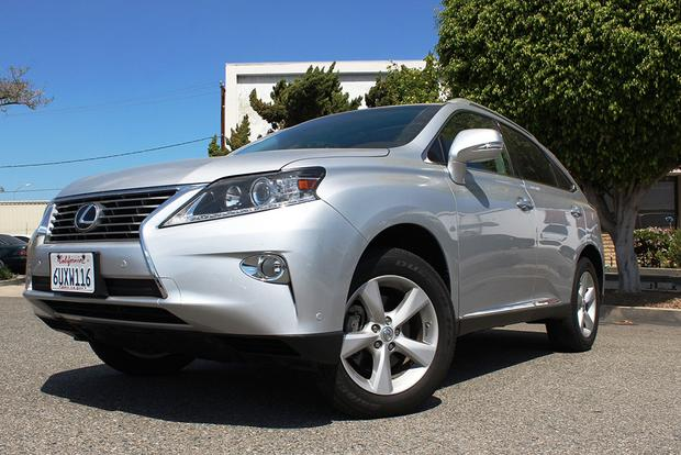 CPO 2013 Lexus RX 350: Long-Term Wrap-Up featured image large thumb1