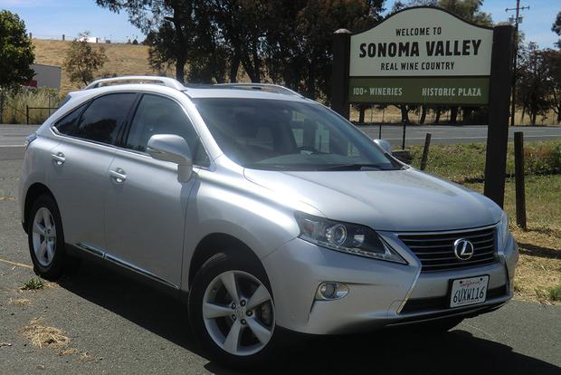 CPO 2013 Lexus RX 350: LA to the Bay featured image large thumb2