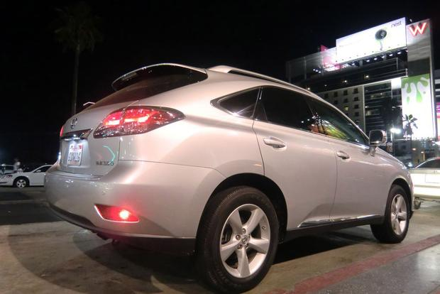 CPO 2013 Lexus RX 350: Hollywood Night Out on the Town featured image large thumb0