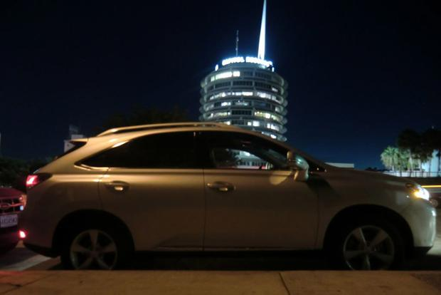CPO 2013 Lexus RX 350: Hollywood Night Out on the Town featured image large thumb2