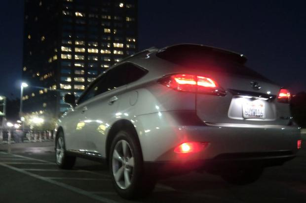 CPO 2013 Lexus RX 350: Hollywood Night Out on the Town featured image large thumb4