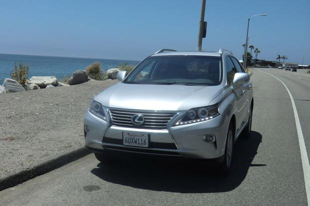 CPO 2013 Lexus RX 350: Malibu to Venice Along the PCH featured image large thumb2