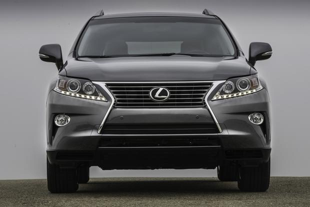 2014 Toyota Highlander vs. 2014 Lexus RX: What's the Difference? featured image large thumb7