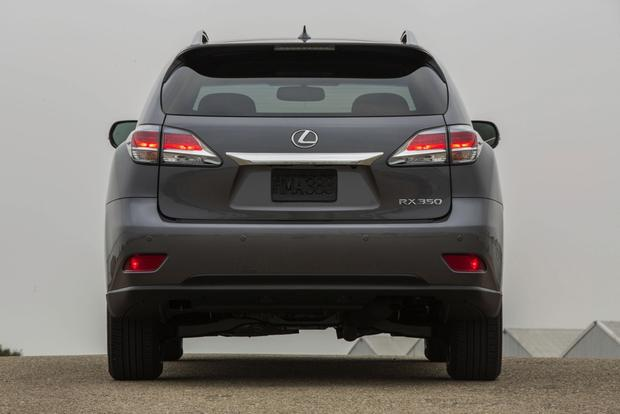 2014 Lexus RX 350: Used Car Review featured image large thumb2
