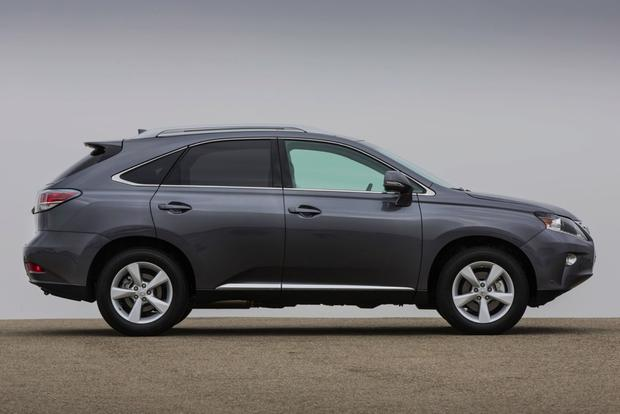 Lexus rx 350 vs highlander