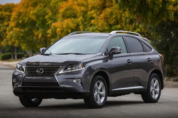 2014 Toyota Highlander Vs 2014 Lexus Rx What S The