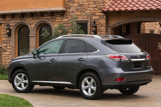 Elegant 2014 Lexus RX: New Car Review Featured Image Large Thumb0