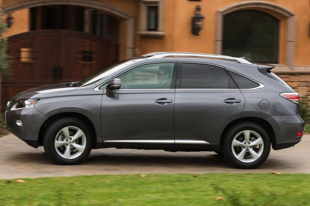 Lexus Rx Vs Acura Mdx >> 2014 Lexus RX vs. 2014 Acura MDX: Which Is Better? - Autotrader