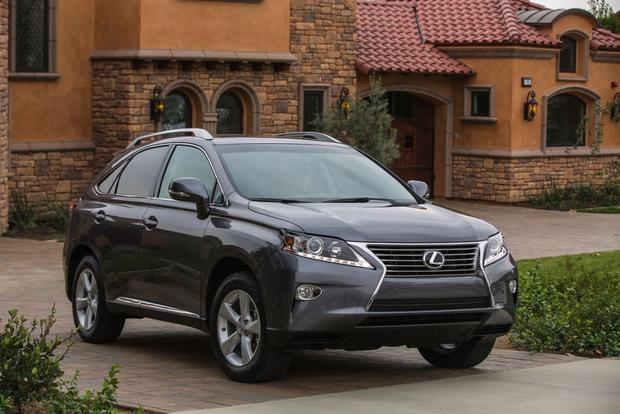 2015 Lexus RX 350: Used Car Review