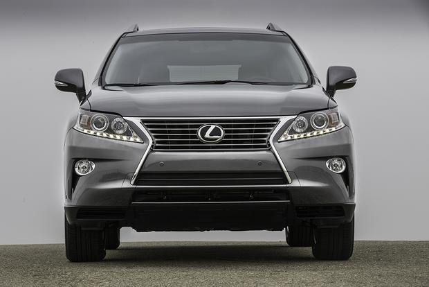 2015 Lexus RX: New Car Review featured image large thumb0