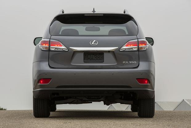 2015 Lexus RX: New Car Review featured image large thumb1