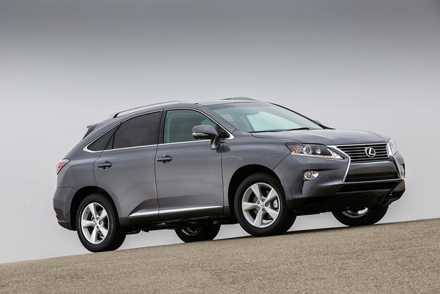 2015 Lexus RX: New Car Review featured image large thumb2