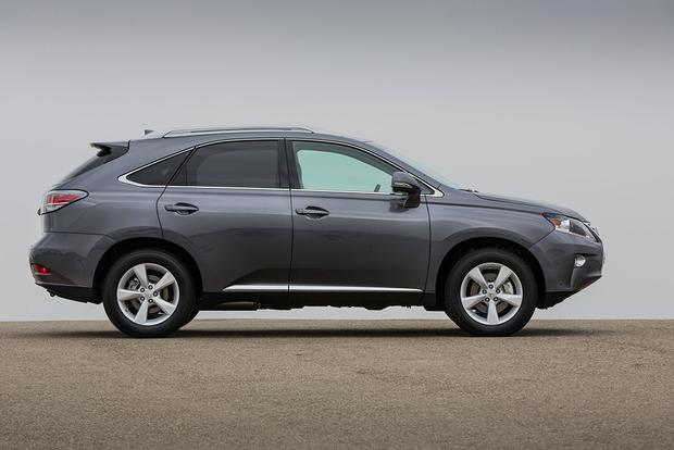 2015 Lexus RX: New Car Review featured image large thumb3
