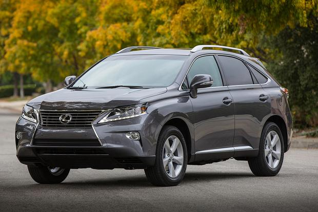 2015 Lexus RX: New Car Review featured image large thumb4