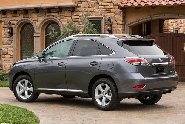 2015 Lexus RX: New Car Review featured image large thumb5