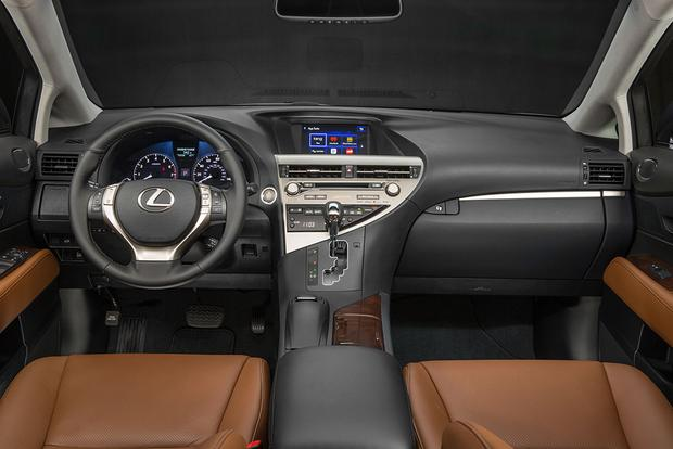2015 Lexus RX: New Car Review featured image large thumb6