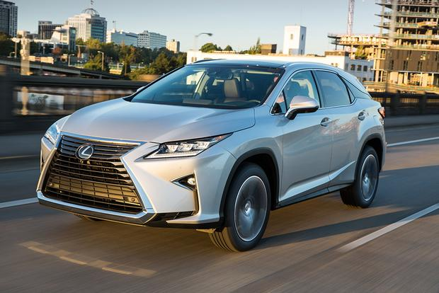 2015 vs. 2016 Lexus RX: What's the Difference? - Autotrader