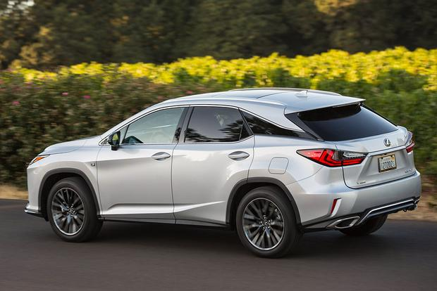 2015 Vs 2016 Lexus Rx What S The Difference Autotrader