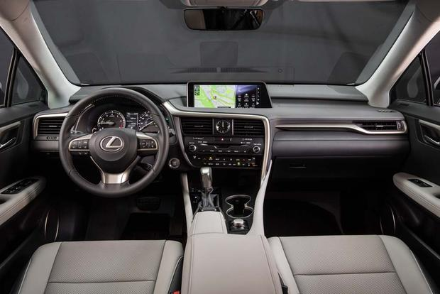 2016 Lexus RX: New Car Review featured image large thumb5