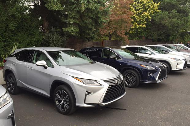 2016 Lexus RX: First Drive Review featured image large thumb1