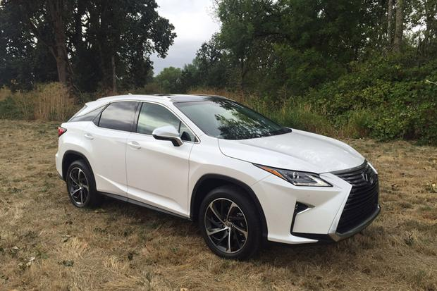 2016 Lexus RX: First Drive Review featured image large thumb2