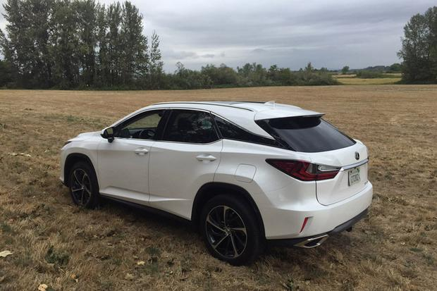 2016 Lexus RX: First Drive Review featured image large thumb4