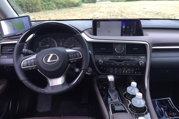 2016 Lexus RX: First Drive Review featured image large thumb7