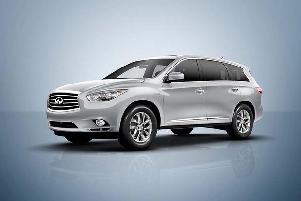 2014 infiniti qx60 3 5 awd real world review autotrader. Black Bedroom Furniture Sets. Home Design Ideas