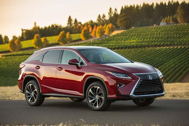 2016 Lexus RX vs. 2016 Infiniti QX60: Which Is Better? featured image large thumb3